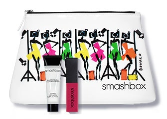 Receive a free 3-piece bonus gift with your $65 Smashbox purchase