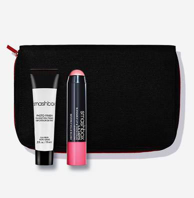 Makeup bag with L.A. Lights & Classic Primer