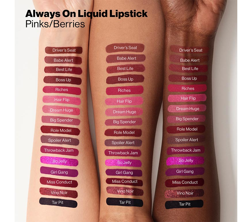Always On Liquid Lipstick