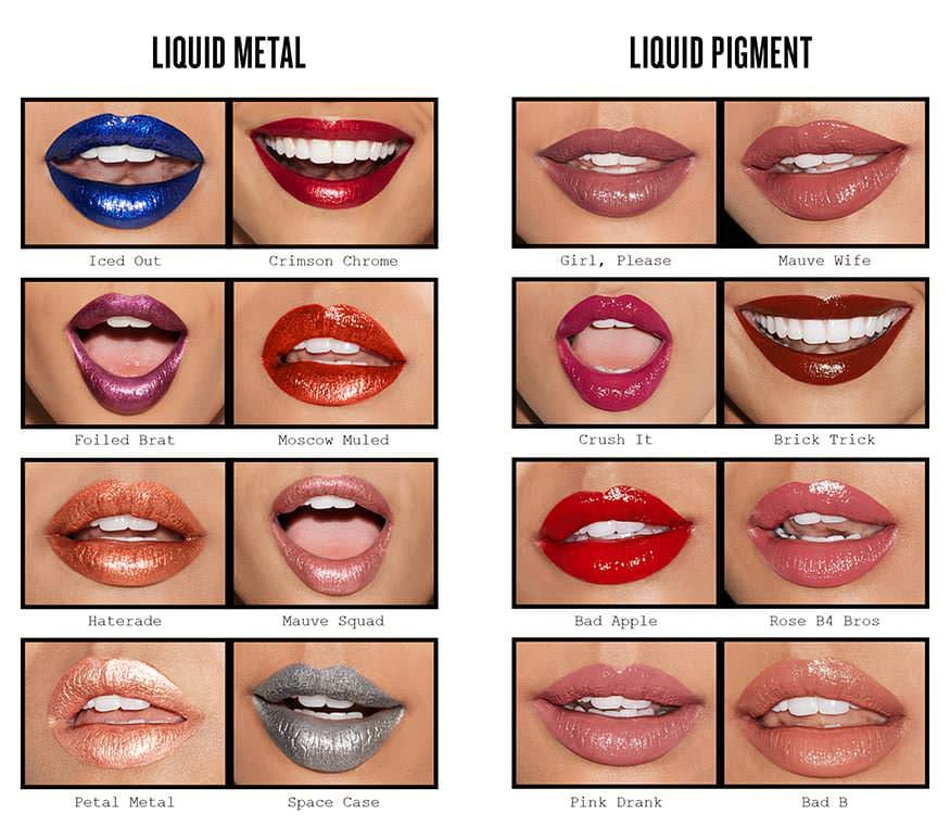 Be Legendary Liquid Lip