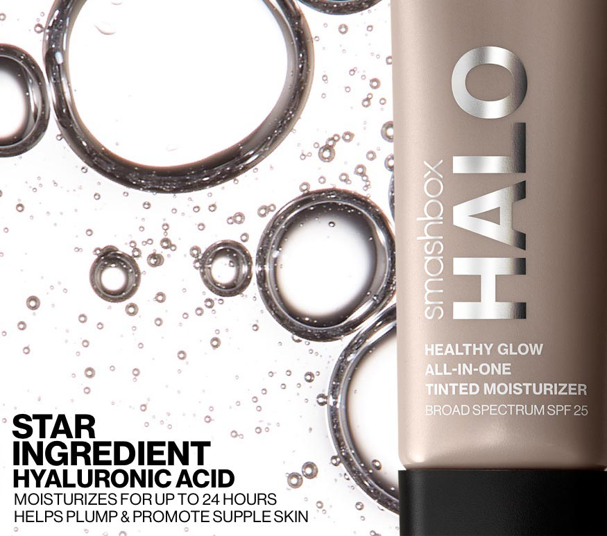 Halo Healthy Glow All-In-One Tinted Moisturizer Broad Spectrum SPF 25