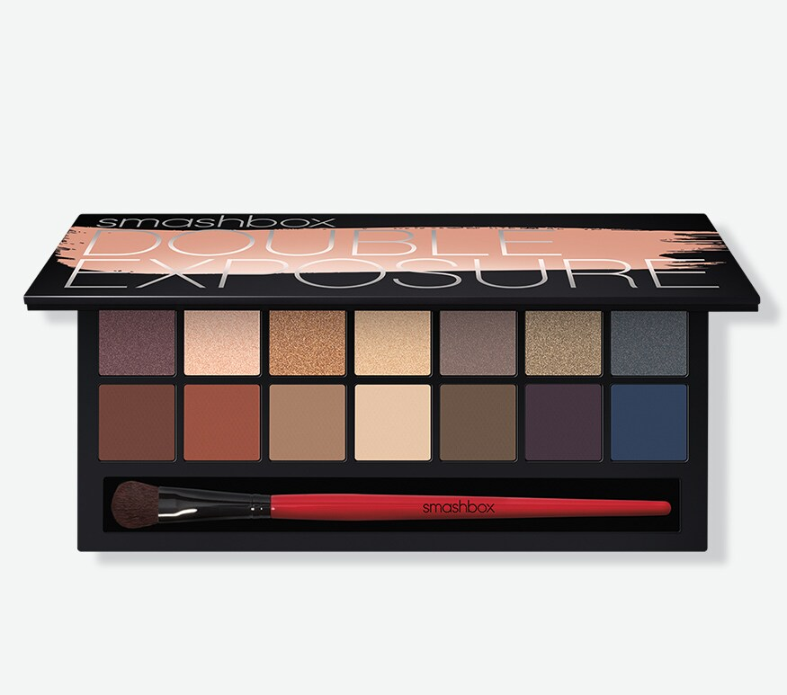 Double Exposure 2.0 Eye Shadow Palette