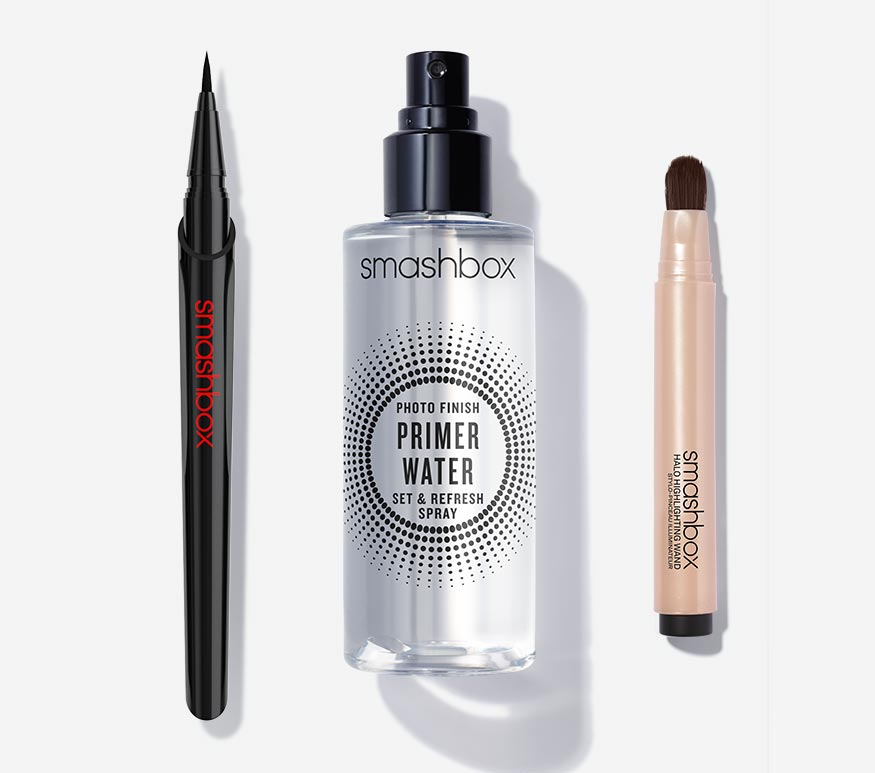 Beachy Summer Look Set by Smashbox