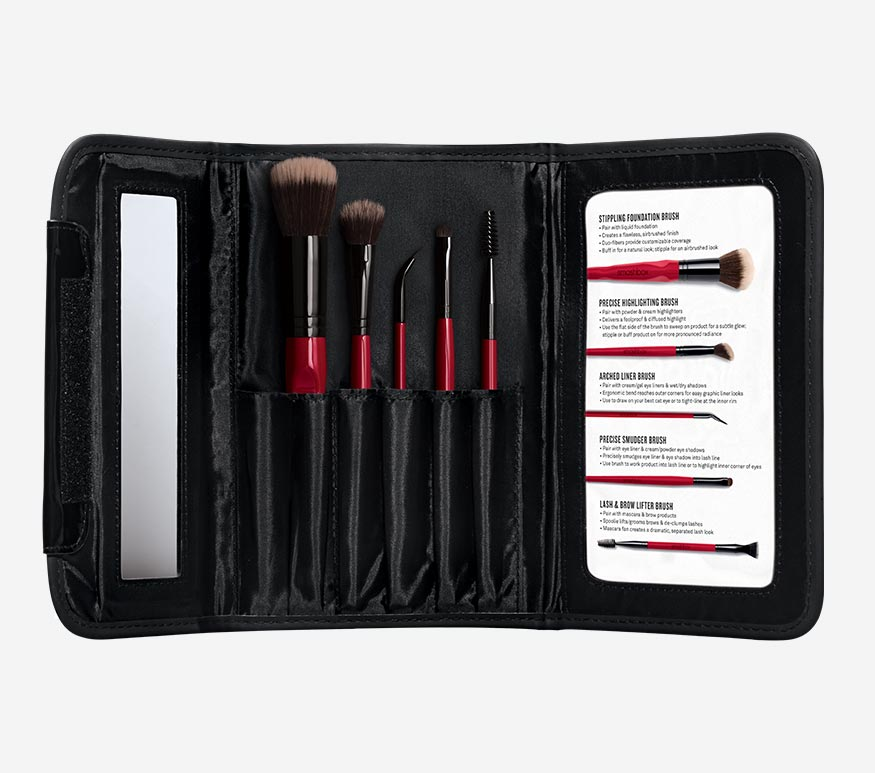 Camera Ready Pro Brush Set