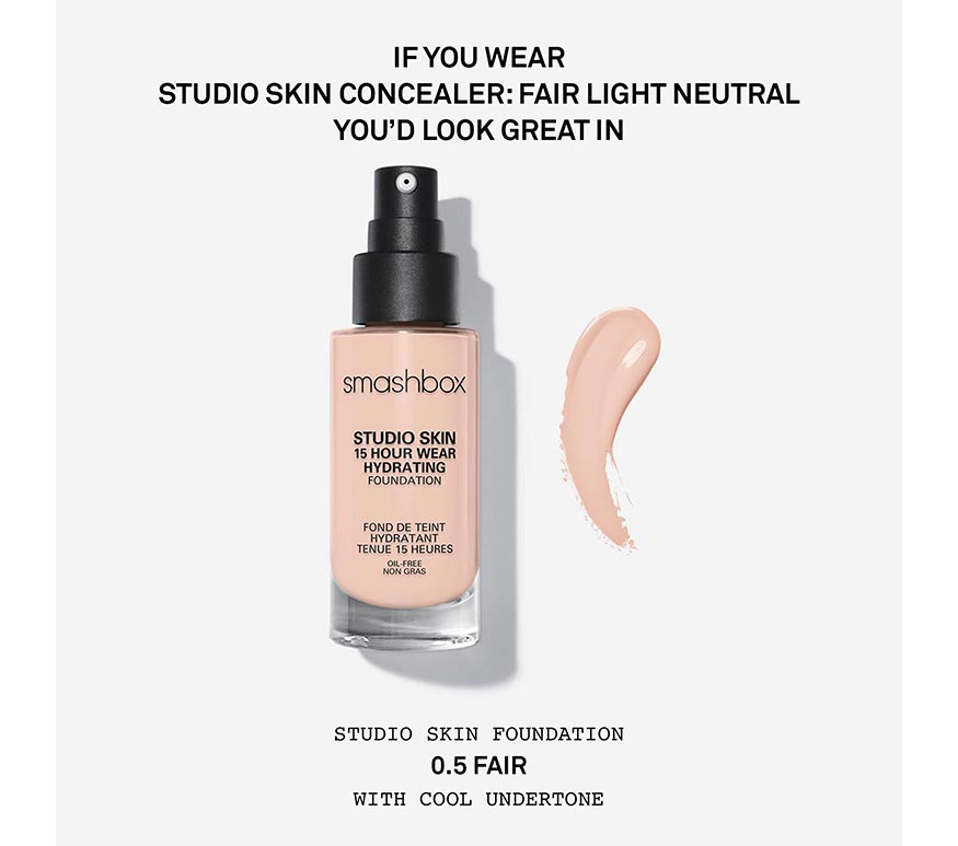 Studio Skin Flawless 24 Hour Concealer | Smashbox